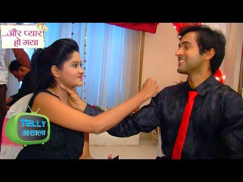 Raj and Avni's Cocktail Party Celebrations In Aur Pyaar Ho Gaya   Zee Tv thumbnail