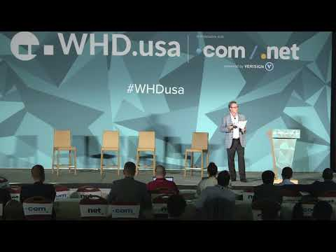WHD.usa 2017 Keynote: Cyber Security Meets Cyber Insurance by Robert Zimmer (GamaSec)