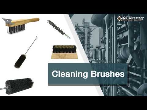Cleaning Brush Manufacturers, Suppliers, and Industry Information