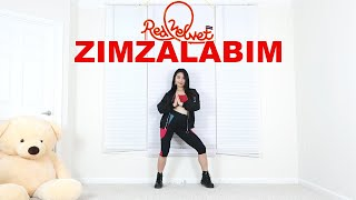 Red Velvet 레드벨벳 '짐살라빔 (Zimzalabim)' Lisa Rhee Dance Cover