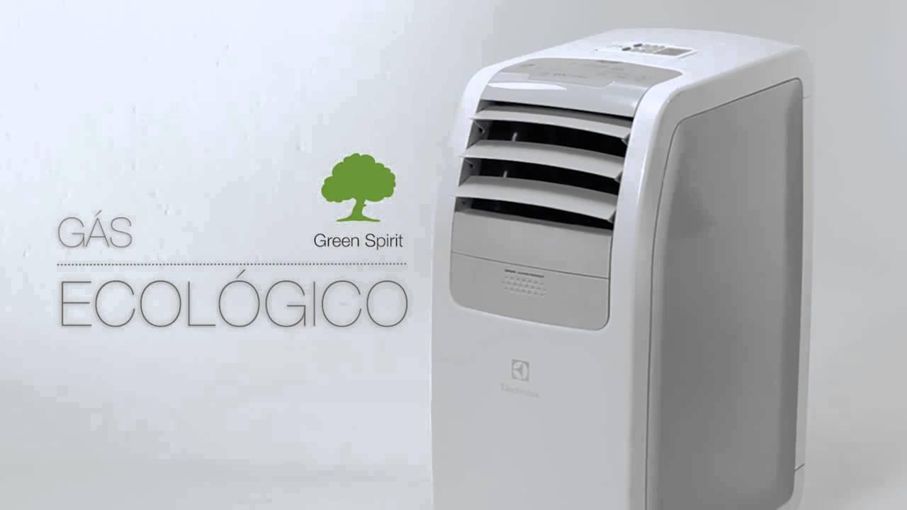Condicionador de ar port til frio electrolux po10f 10000 - Aire acondicionado portatil ...