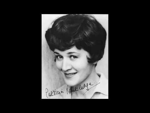 """Dame Patricia Routledge in Gilbert and Sullivan's """"Ruddigore"""""""