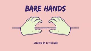 Bare hands - PUP | Lyric video