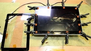 HUAWEI MediaPad 10 замена тачскрина.