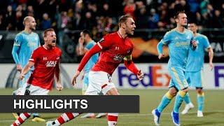 Highlights AZ - FC Astana | Europa League