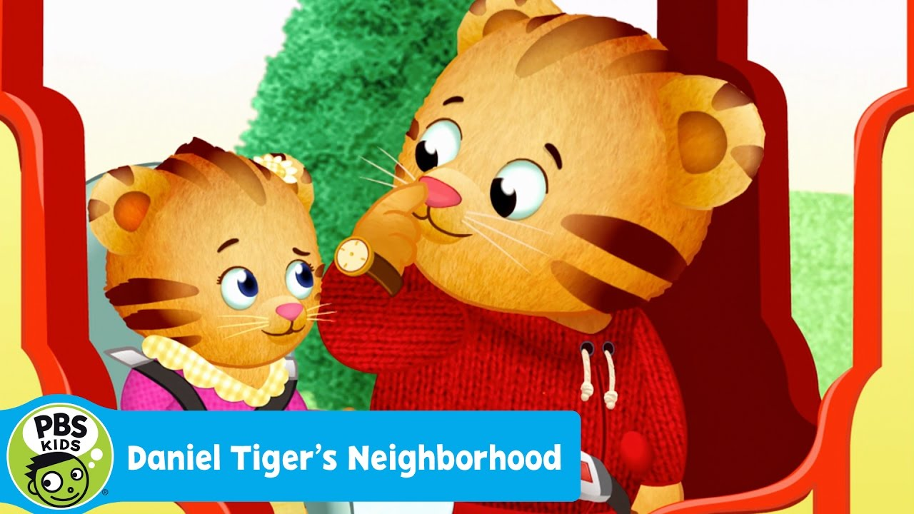 DANIEL TIGER\'S NEIGHBORHOOD | Are We There Yet? | PBS KIDS - YouTube