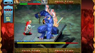 Dungeons and Dragons HD Chronicles of Mystara PC Gameplay Windows 7 Ultimate 32 bit