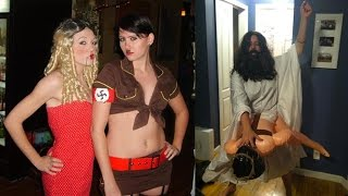 20 Most Offensive Halloween Costumes of All Time!