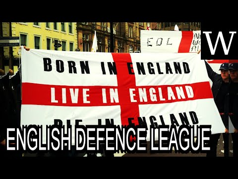 ENGLISH DEFENCE LEAGUE - Documentary