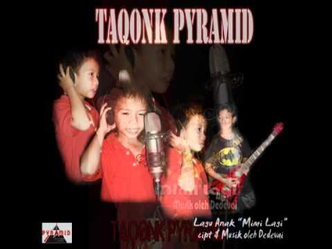 Lagu Anak ROCK, TAQONK PYRAMID - Mimi Lagi by DEDEVAI