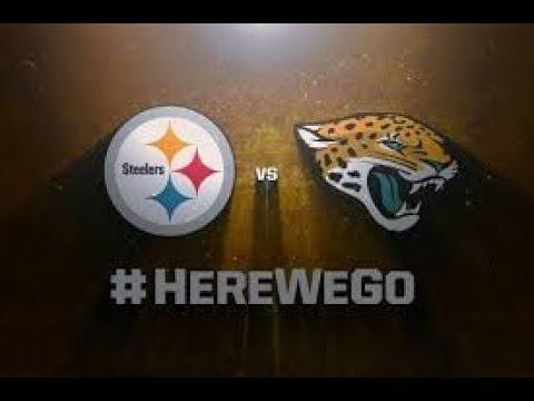 Steelers Vs Jaguars Playoffs Live