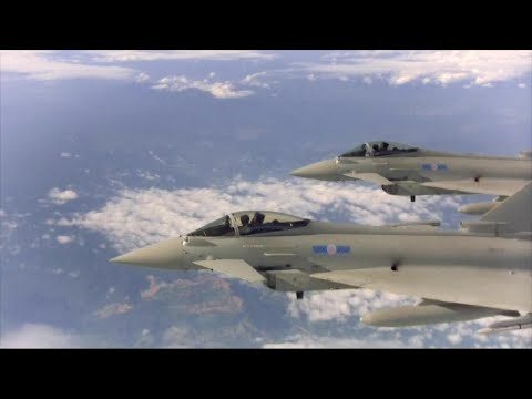 The RAF And BAE Systems: An Enduring Partnership #RAF100