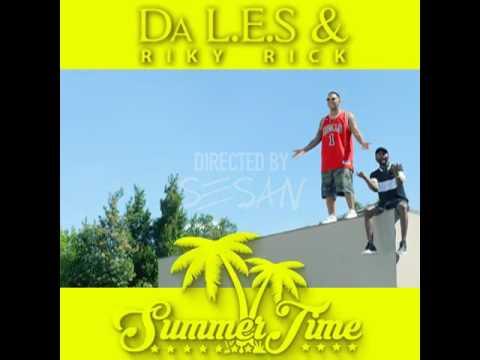 Da L.E.S ft. Riky Rick - Summertime Video Teaser