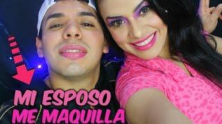 MI ESPOSO ME MAQUILLA!! thumbnail