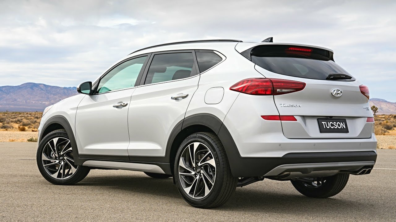 Hyundai Tucson 2019 - YouTube