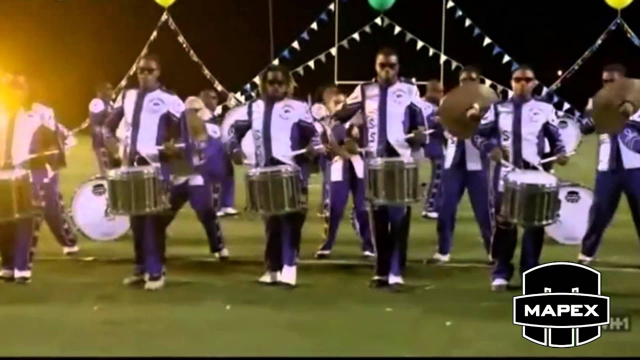 The Drumline: A New Beat Official Spotify Playlist - VH1 News