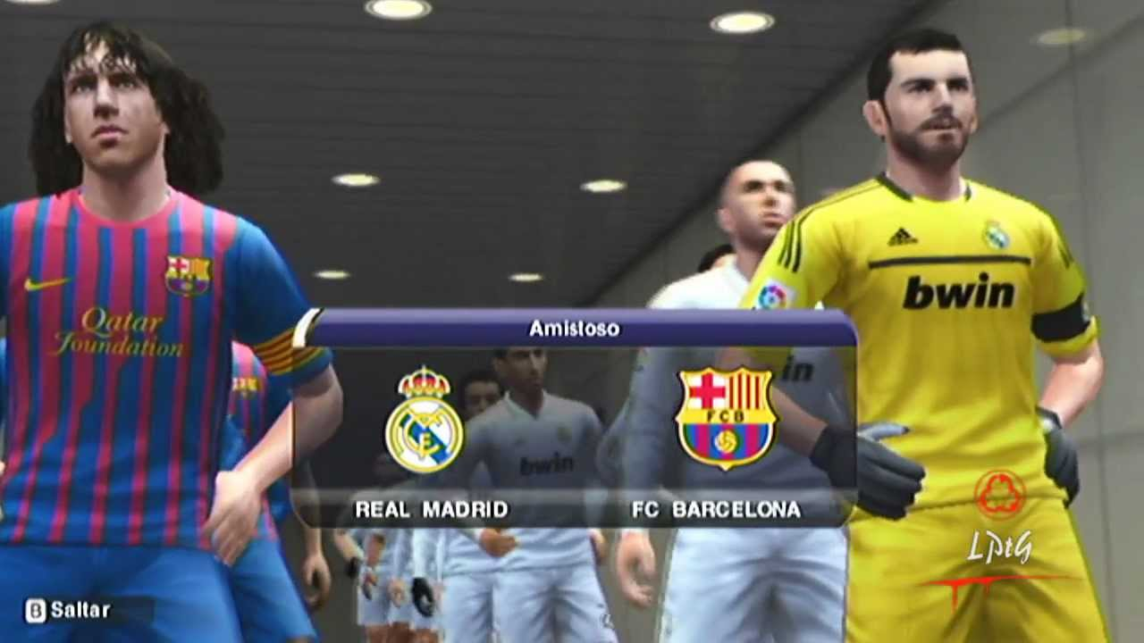 Lptg Hd Pro Evolution Soccer 2012 Wii Analisis Review Youtube