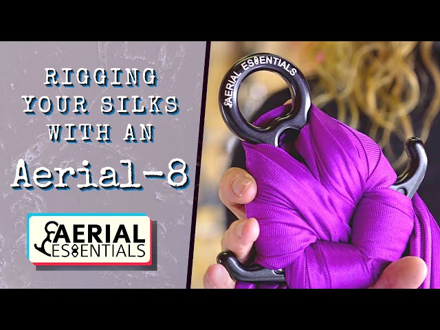 Rigging Your Silks With An Aerial-8