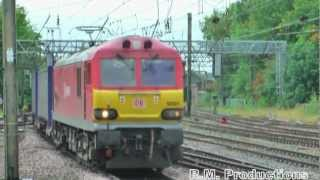(HD) The Class 92 Compilation