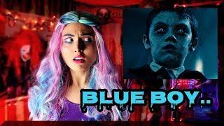 THE BLUE BOY.. TRUE GHOST STORY!