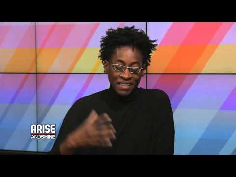 Jacqueline Woodson, Award-Winning Author of Brown Girl Dreaming, on Arise and Shine