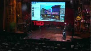 Blaise Aguera y Arcas demos augmented-reality maps thumbnail
