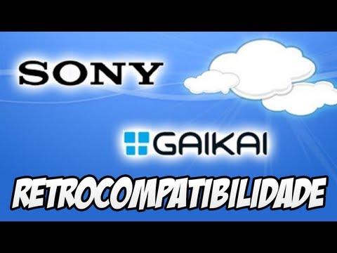 Retrocompatibilidade do PS4 e Gaikai, muitas novidades - Gamervlog