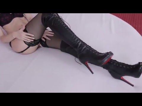 Bootkrazy Katherine in Farming Boots from YouTube · Duration:  40 seconds