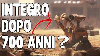 'WALL•E'  81 ERRORI  la LOGICA nei CARTONI ANIMATI?