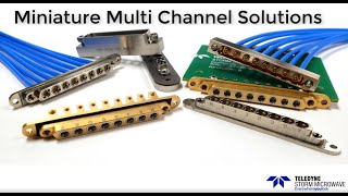 Teledyne Storm  - Miniature Multi Channel Solutions