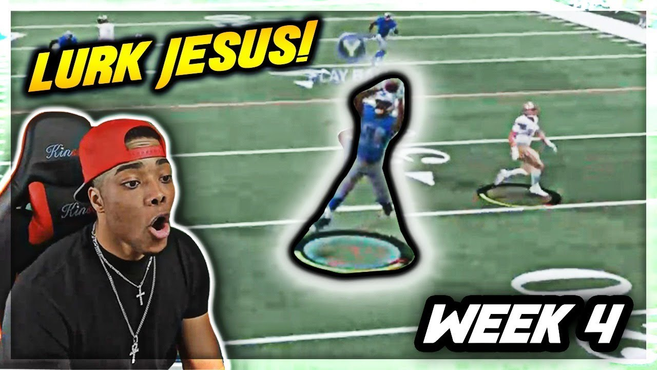 OH YUHHH! Road To the Super bowl Wk.4 | Madden 18 Franchise Mode | Jmellflo
