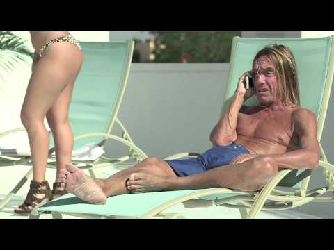 Iggy Pop - Record Label Problems