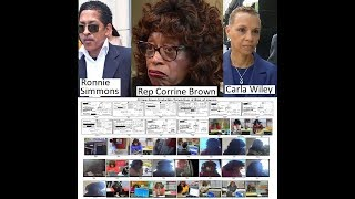 Ex-congresswoman Corrine Brown sentenced to five years in prison in charity slush-fund case