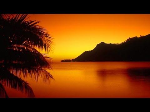 Hawaiian Instrumental Music - Sunset in Hawaii