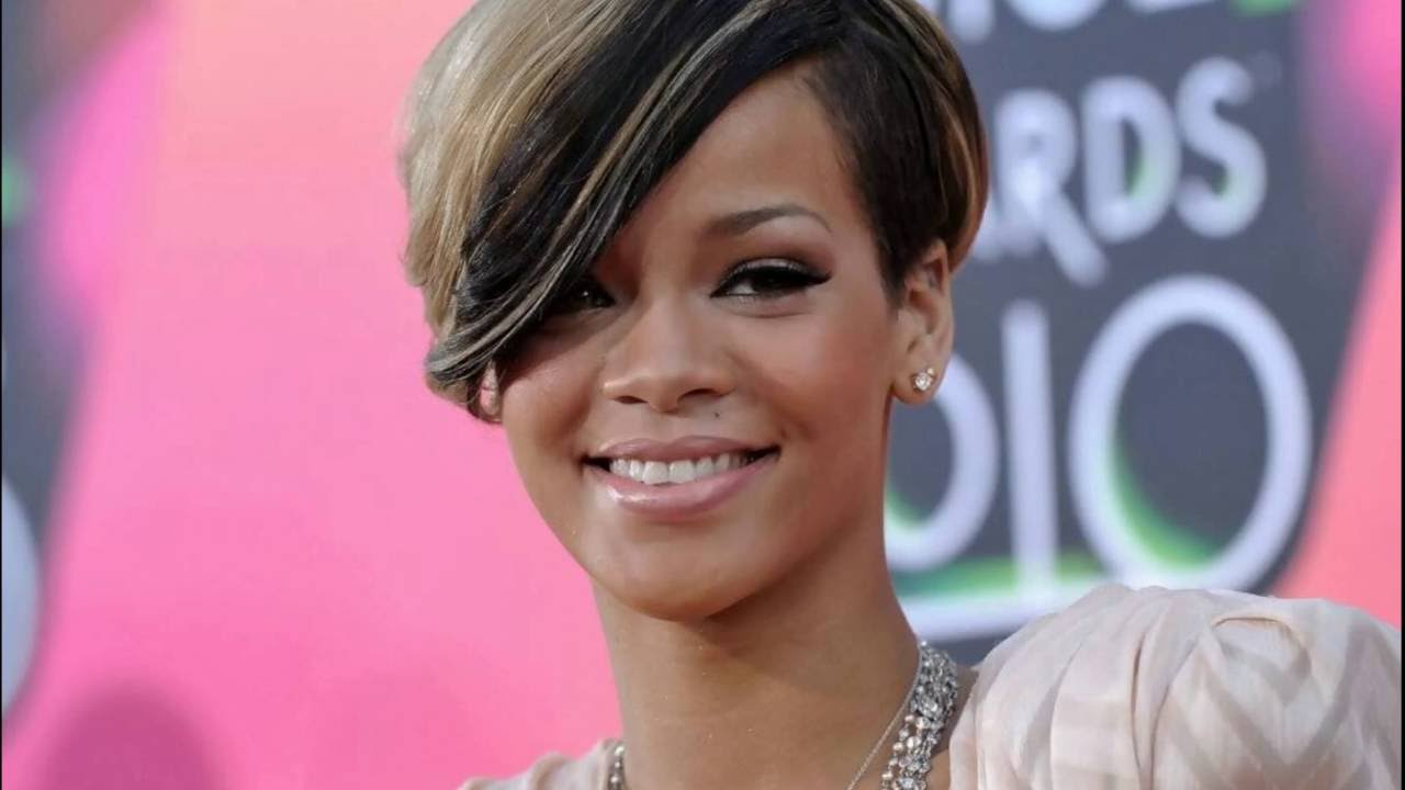 Rihanna Short Hairstyles Front And Back 30 Rihanna Short Hairstyles Youtube