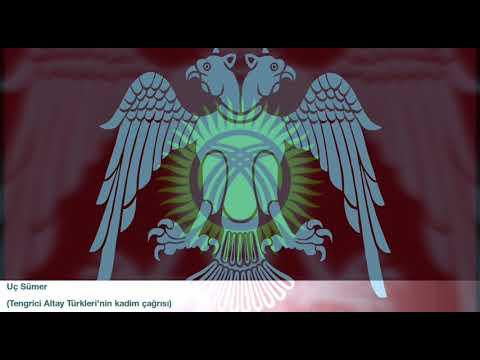 Üç Sümer (Altay Türkleri'nin Kadim Kültürü Ve çağrısı)