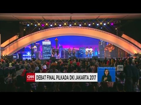 FULL Debat Cagub Final Pilkada DKI Jakarta 2017 ; AHY - Sylvi, Ahok - Djarot, Anies - Sandi
