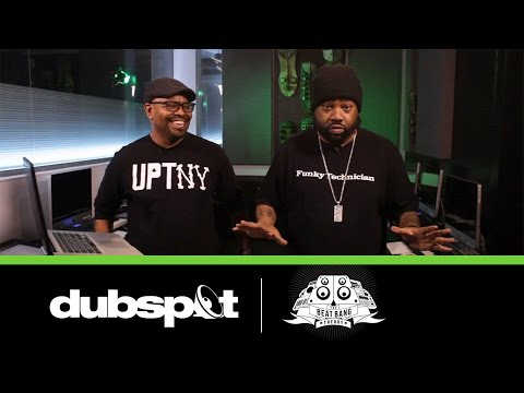 The Beat Bang Theory EP 01 - Lord Finesse @ Dubspot! Sampling Vinyl, MPC, Ableton