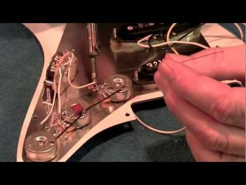 fender stratocaster wiring - how to install a treble bleed