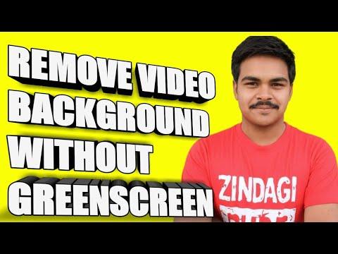 How To Remove Video Background Without Greenscreen 2016   Adobe After Effects
