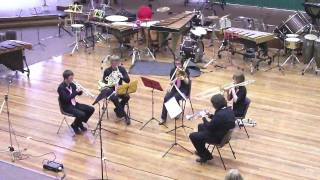 Celtic Dance - Quintessential Brass @ National Festival of Music For Youth 2010