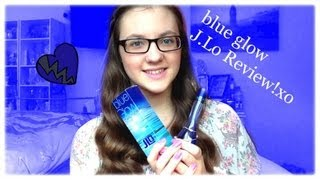 MinnieMollyReviews!♡ Blue Glow By JLO review ♡