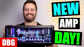 Playing The World's Most ADVANCED Tube Amp! - New Amp Day!! thumbnail
