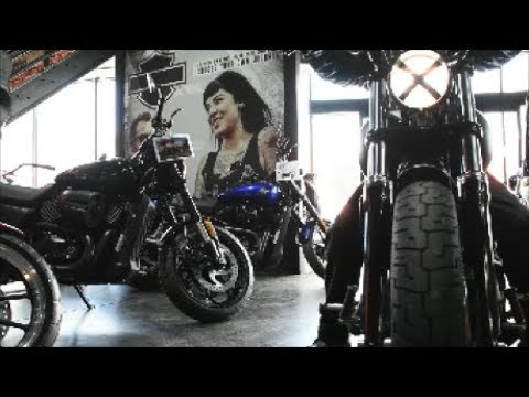 Traralgon Harley Davidson Dealership Walk Through -AUSTRALIA-