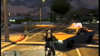 GTA 5 PAYBACK FOR THE TAXi ROLL UP(, 2014-02-05T08:18:41.000Z)