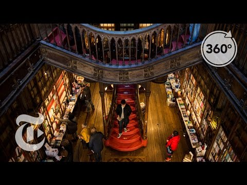 Room for Books (and Magic) | The Daily 360 | The New York Times