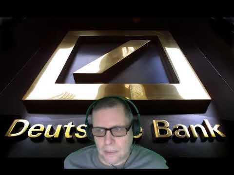 DEUTSCHE BANK IN TROUBLE