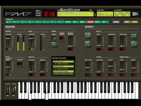 Yamaha Dx Emulator