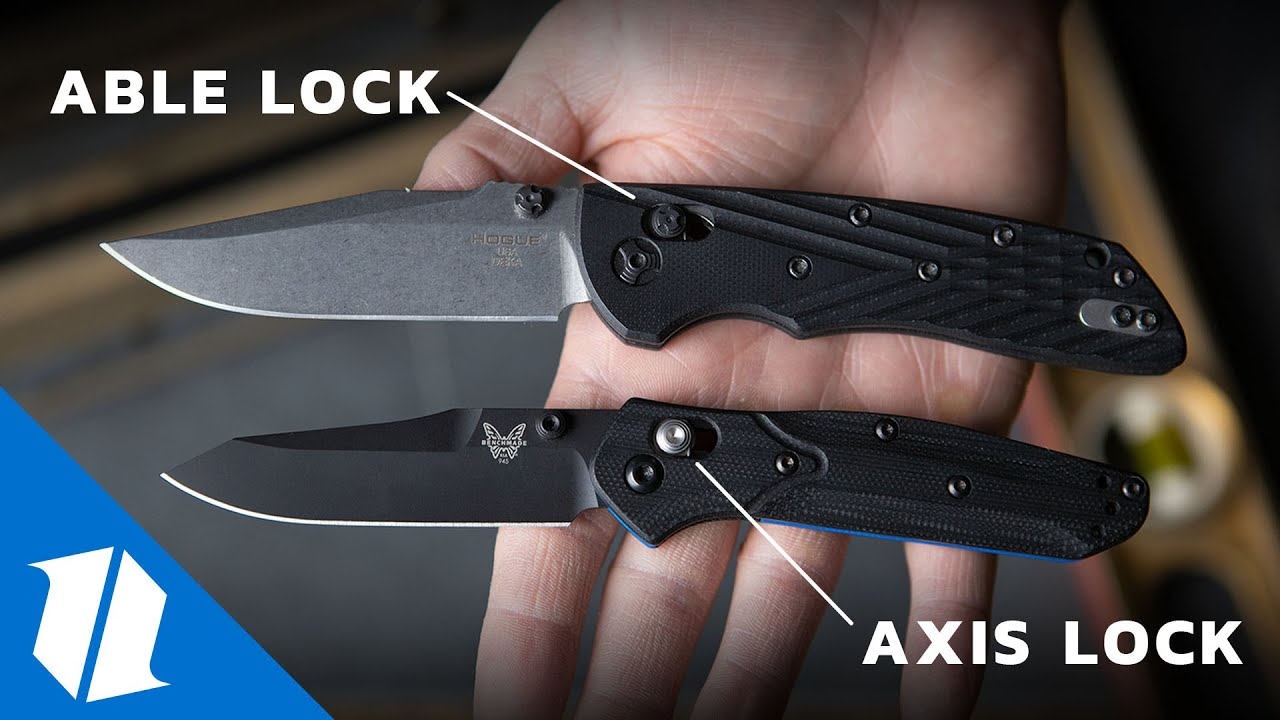 Try This Instead of The Benchmade AXIS-Lock | Knife Banter S2 (Ep 57)