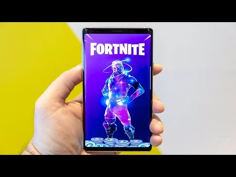 """""""How To Download And Install Fortnite On ANDROID"""" - How To Play Fortnite Mobile On Your Android! thumbnail"""